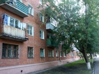 Shatura, Klara Tsetkin st, house 12. Apartment house