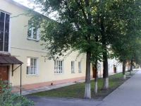 Shatura, Klara Tsetkin st, house 14. Apartment house