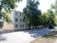 Shatura, Klara Tsetkin st, house 16. Apartment house