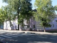 Shatura, Klara Tsetkin st, house 27. Apartment house