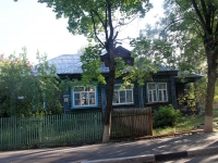 Shatura, Savushkin st, house 4. Private house