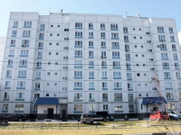 Shatura, Sovetskaya st, house 21. Apartment house