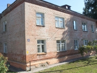 Shatura, Sovetskaya st, house 22. Apartment house