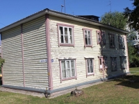 Shatura, Sovetskaya st, house 24. Apartment house