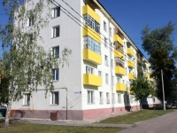 Shatura, Sovetskaya st, house 32. Apartment house