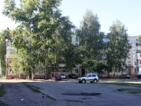 Shatura, Sovetskaya st, house 34. Apartment house