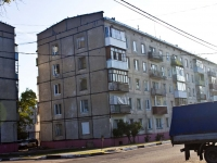 Shatura, Sovetskaya st, house 40. Apartment house