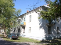 Shatura, Energetikov st, house 4. Apartment house
