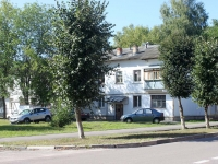 Shatura, Energetikov st, house 9. Apartment house