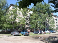 Shatura, Energetikov st, house 16. Apartment house
