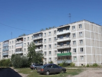 Shatura, Energetikov st, house 32. Apartment house