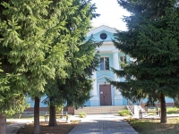沙图拉, 博物馆 Краеведческий, Chernoozersky Ln, 房屋 2