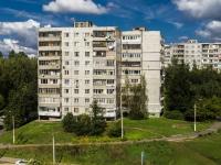 Щелково, улица Космодемьянская, дом 4. многоквартирный дом