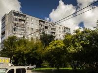 Щелково, улица Космодемьянская, дом 6. многоквартирный дом