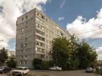 Щелково, улица Космодемьянская, дом 12. многоквартирный дом