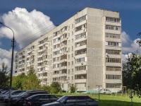 Щелково, улица Полевая, дом 11А. многоквартирный дом