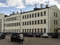 Щелково, улица Комарова, дом 2. офисное здание