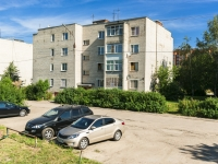 Щелково, улица Московская, дом 134А. многоквартирный дом