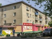Щелково, улица Пушкина, дом 4. многоквартирный дом
