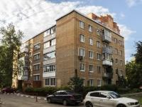 Щелково, улица Талсинская, дом 13. многоквартирный дом