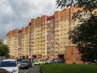 Щелково, улица Талсинская, дом 21. многоквартирный дом