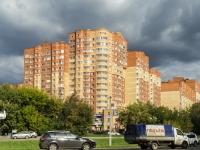 Щелково, улица Талсинская, дом 24. многоквартирный дом