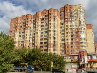 Щелково, улица Талсинская, дом 25. многоквартирный дом