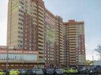 Щелково, Фряновское шоссе, дом 64 к.1. многоквартирный дом