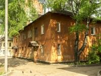 Щелково, проезд Первомайский 1-й, дом 14. многоквартирный дом