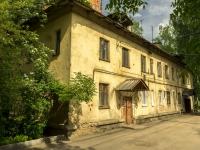 Щелково, проезд Первомайский 1-й, дом 16. многоквартирный дом
