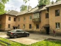 Щелково, проезд Первомайский 1-й, дом 12. многоквартирный дом