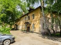 Щелково, проезд Первомайский 1-й, дом 10. многоквартирный дом