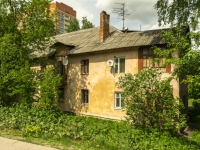 Щелково, проезд Первомайский 1-й, дом 11. многоквартирный дом
