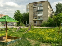 Щелково, улица Первомайская, дом 42. многоквартирный дом