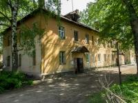 Щелково, улица Центральная, дом 60. многоквартирный дом