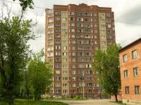 Щелково, улица Строителей, дом 3. многоквартирный дом
