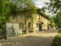Щелково, улица Строителей, дом 9. многоквартирный дом