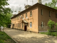 Щелково, улица Строителей, дом 10. многоквартирный дом