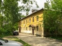 Щелково, улица Строителей, дом 11. многоквартирный дом