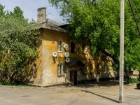 Щелково, улица Строителей, дом 12. многоквартирный дом