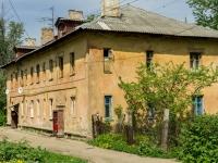 Щелково, улица Строителей, дом 16. многоквартирный дом