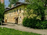 Щелково, улица Строителей, дом 17. многоквартирный дом