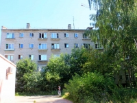Losino-Petrovskiy, Gogol st, house 4. Apartment house
