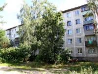 Losino-Petrovskiy, Gogol st, house 18. Apartment house