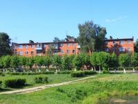 Losino-Petrovskiy, Gorky st, house 2. Apartment house