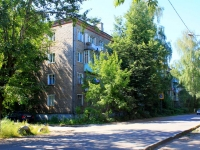 Losino-Petrovskiy, Gorky st, house 5. Apartment house