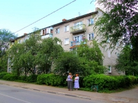 Losino-Petrovskiy, Gorky st, house 10. Apartment house