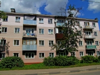 Losino-Petrovskiy, Gorky st, house 16. Apartment house