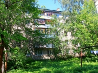 Losino-Petrovskiy, Gorky st, house 21. Apartment house