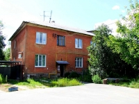 Losino-Petrovskiy, Gorky st, house 38. Apartment house